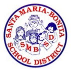 Santa Maria Bonita School District Logo