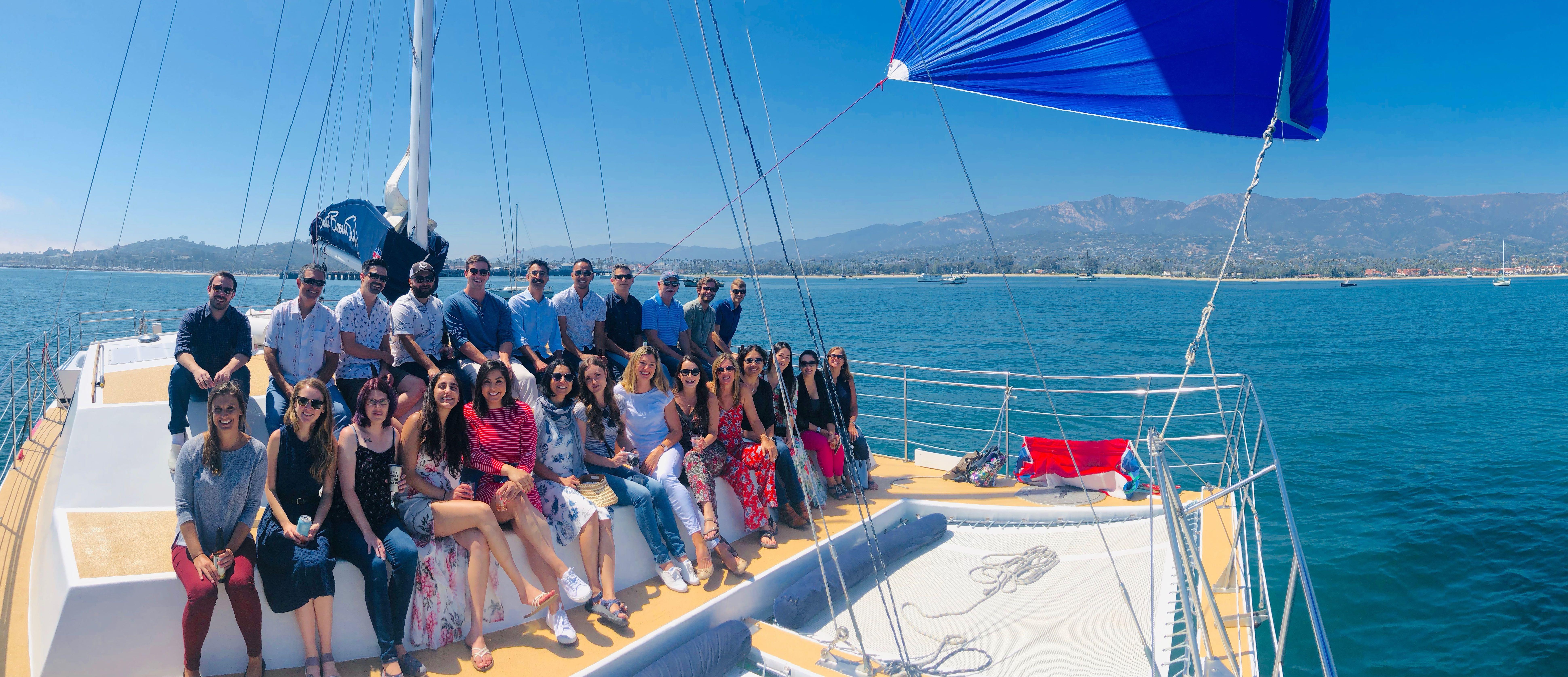 ParentSquare Team Sailing
