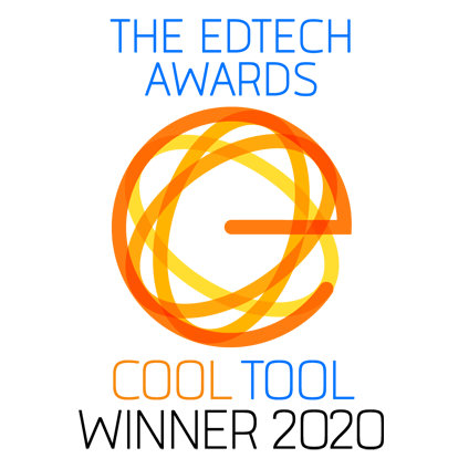 The EdTech Awards - Cool Tool Winner 2020